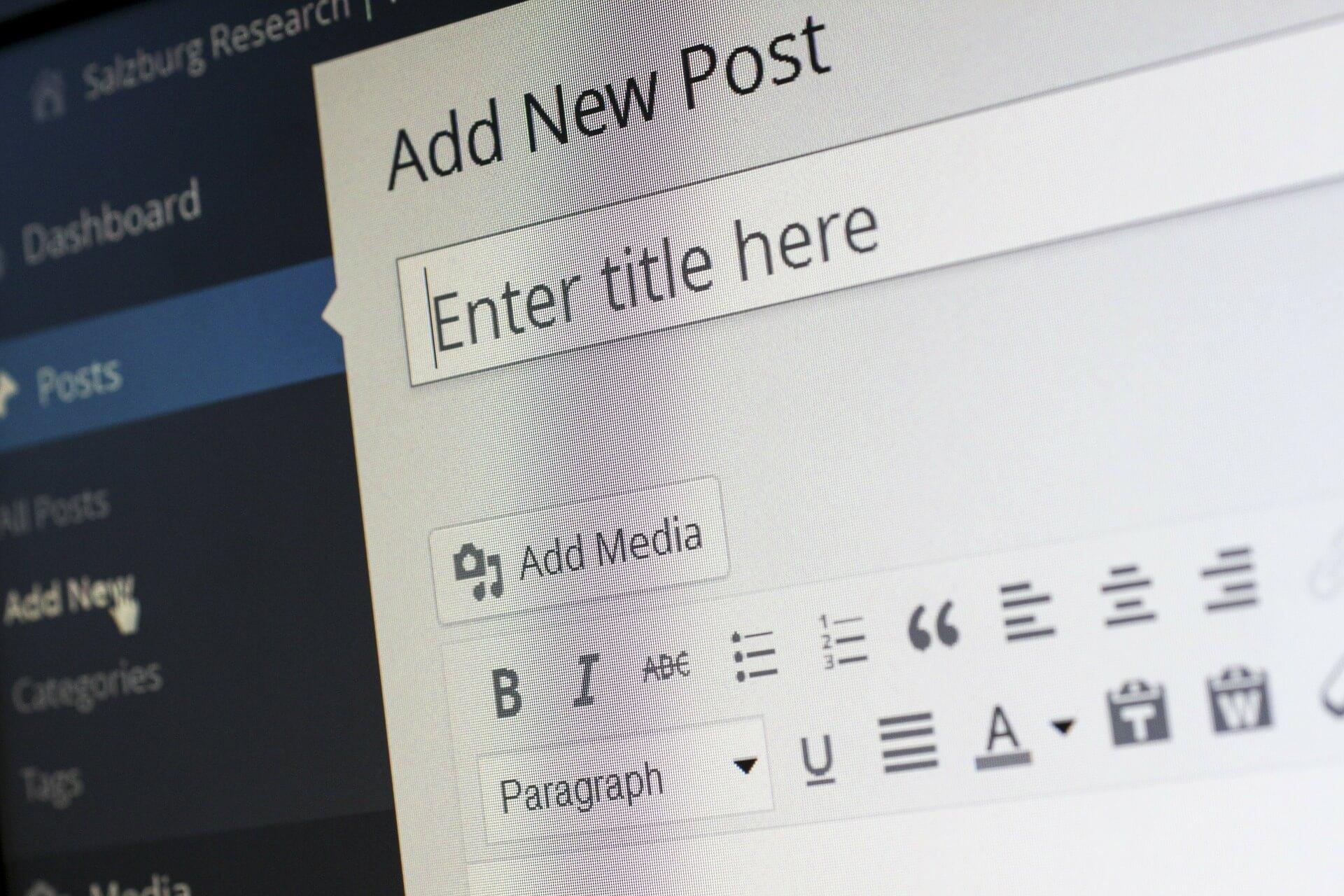 Viết blog là cách được nhiều giảng viên online ưa chuộng nhờ hiệu quả lâu dài
