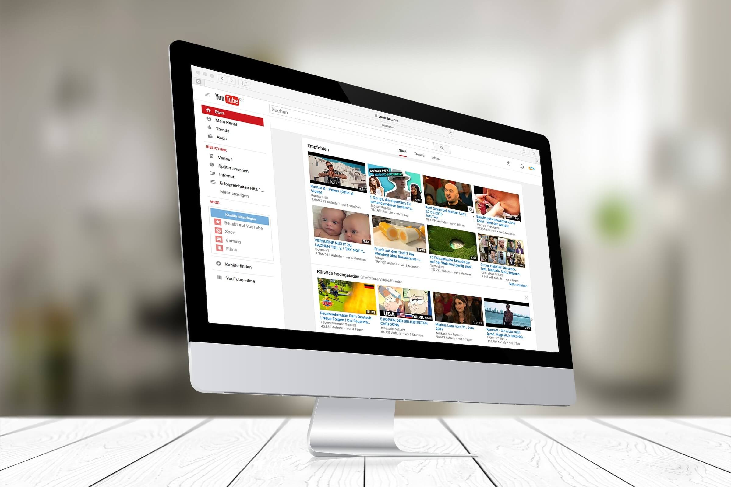 YouTube rất phù hợp để quảng bá khóa học online
