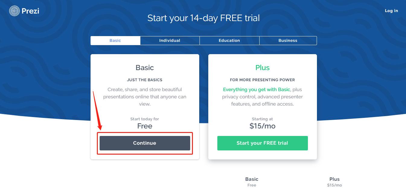 đăng ký trải nghiệm tài khoản free