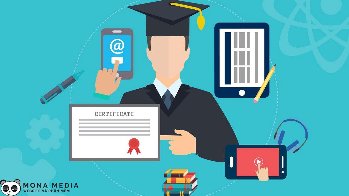 chuẩn bị để trở thành gia sư online