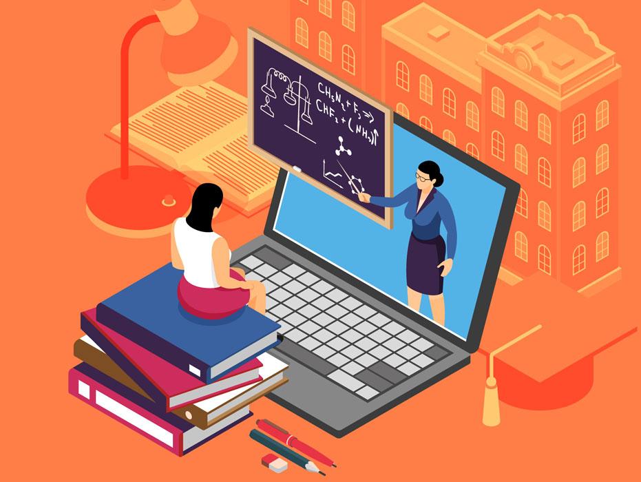 Tính năng của website học trực tuyến