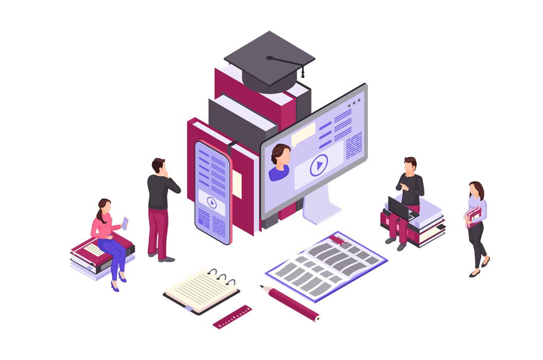 Xu hướng học trực tuyến ngày càng phát triển