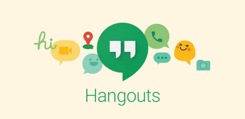 Phần mềm Hangouts