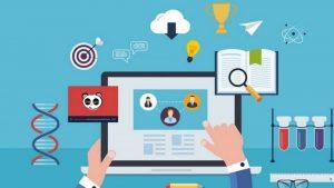 quy trình xây dựng khóa học online