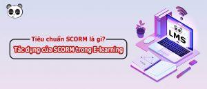 Tiêu chuẩn SCORM là gì? Tác dụng của SCORM trong E-learning