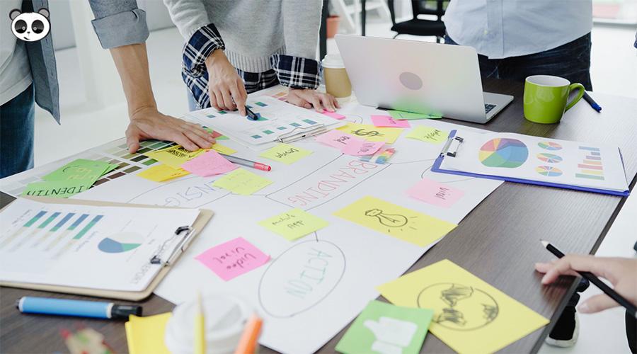Xây dựng kế hoạch kinh doanh khi thành lập trung tâm